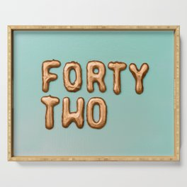 fortytwo - 42 Serving Tray