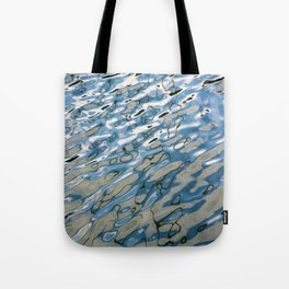 water reflection #1 Tote Bag