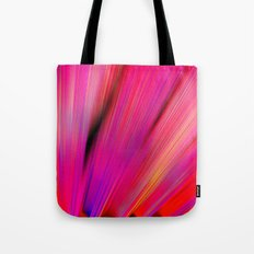 Re-Created  Feather iv by Robert S. Lee Tote Bag