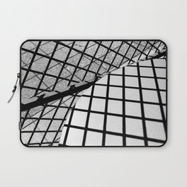 Shapes and shadows Laptop Sleeve