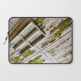A Peeling Ceiling Laptop Sleeve