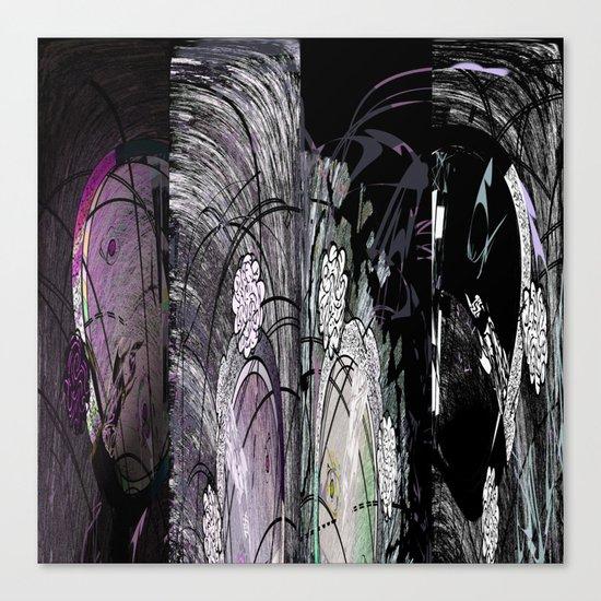 Cray Z Canvas Print