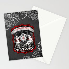 Night Circus Stationery Cards