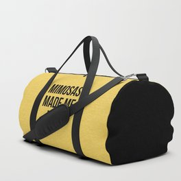Mimosas Do It Funny Quote Duffle Bag