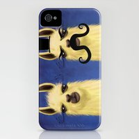 Evil Twin iPhone (4, 4s) Slim Case