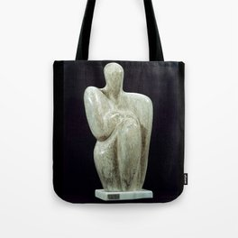 The Philosopher by Shimon Drory Tote Bag