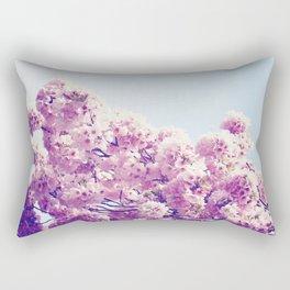 Dancing Lady Rectangular Pillow