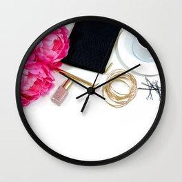 Hues of Design - 1032 Wall Clock