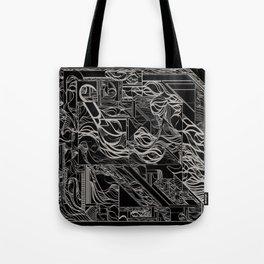 Dimensions Unknown  Tote Bag