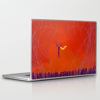 magneto Laptop & iPad Skins featuring Magneto Was Right  by modHero