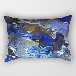 Texture nature garmonia sea 2 Rectangular Pillow