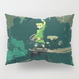 Legend Of Zelda Link Painting Art Pillow Sham