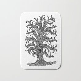 Squirrel's House Bath Mat
