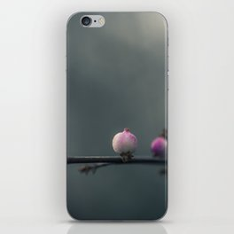 makro_baum_1 iPhone Skin