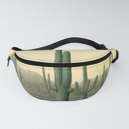 Cactus Landscape Fanny Pack