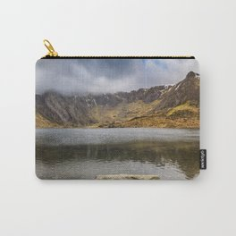 Lake Idwal Winter Carry-All Pouch