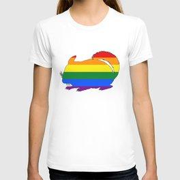 Rainbow Chinchilla T-shirt