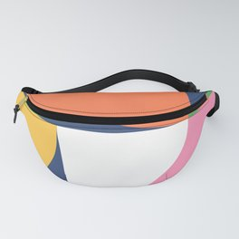 Abstract Geometric 17 Fanny Pack