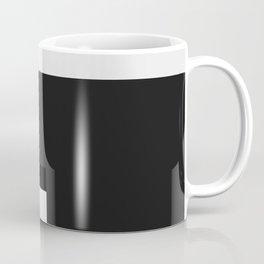 Monochrome Building #2 Coffee Mug