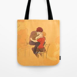Drink with me Tote Bag