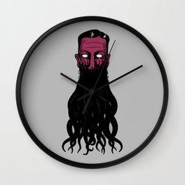 Lovecramorphosis Wall Clock