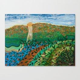 Copper Canyon Canvas Print