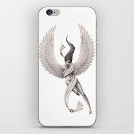 Harpy Lady iPhone Skin