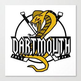 The Dartmouth Cobras Canvas Print