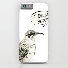 I Drink Blood iPhone 6s Slim Case