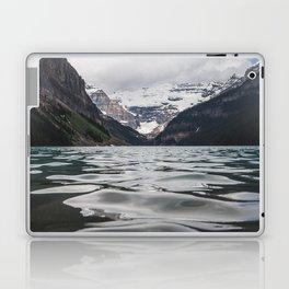 Lake Louise Mountain View Laptop & iPad Skin