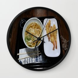 Lunch Time  Wall Clock