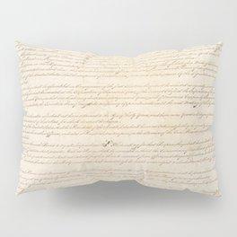 Constitution Pillow Sham