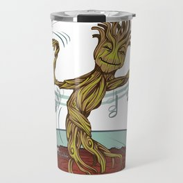 Guardians of the Galaxy - Dancing Baby GROOT Travel Mug