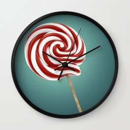 Lollipop candy Wall Clock