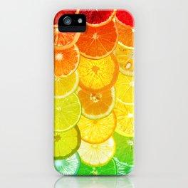 Fruit Madness - Citrus iPhone Case