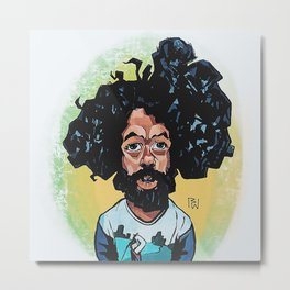 Reginald Metal Print