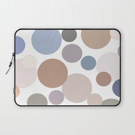 Cool Circle Palette Laptop Sleeve