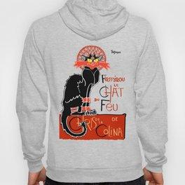 Le Chat du Feu Hoody