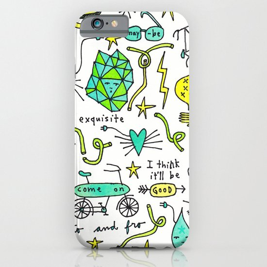 to and fro iPhone & iPod Case