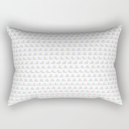 All Seeing Eye [Glitch] Rectangular Pillow