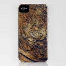Bark Patterns Slim Case iPhone (4, 4s)