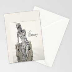Mummy mummy Stationery Cards