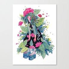 Rosemarie Canvas Print