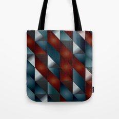 Pattern #5 Tiles Tote Bag