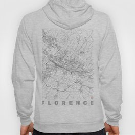 Florence Map Line Hoody