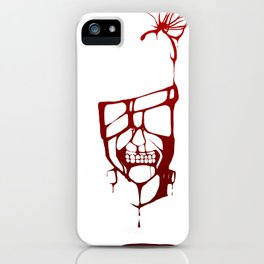 Blood of Ghouls iPhone Case