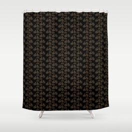 Racing Bicycle Pattern Shower Curtain