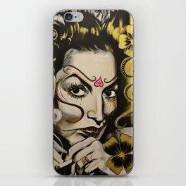 Senora Felix iPhone Skin