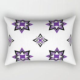 Ace in Space Rectangular Pillow