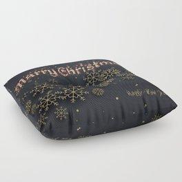 takiyaChristmast Floor Pillow